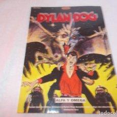 Cómics: DYLAN DOG Nº 2 ALFA Y OMEGA. Lote 216515085