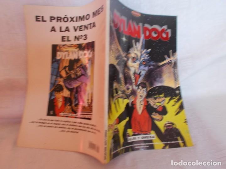 Cómics: DYLAN DOG nº 2 Alfa y Omega - Foto 2 - 216515085