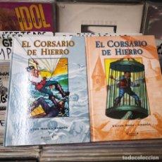 Comics : EL CORSARIO DE HIERRO.TOMOS 1 Y 2, VICTOR MORA - AMBROS. EDICIONES B. 2005.. Lote 216759473