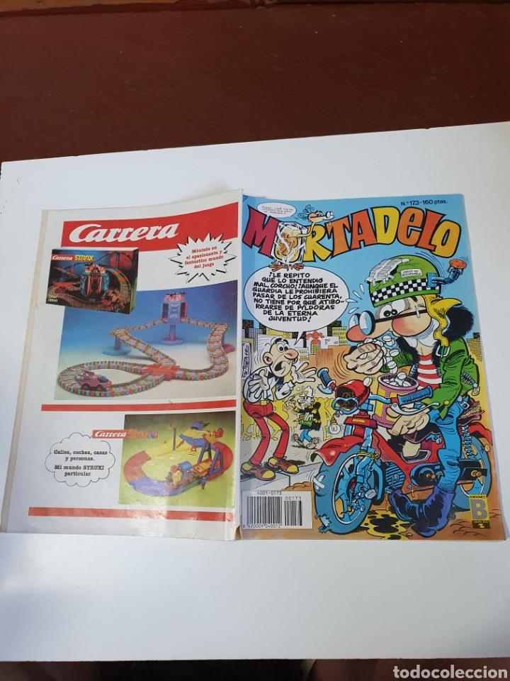 MORTADELO, N° 173 - 160 PTAS, EDICIONES B. (Tebeos y Comics - Ediciones B - Humor)