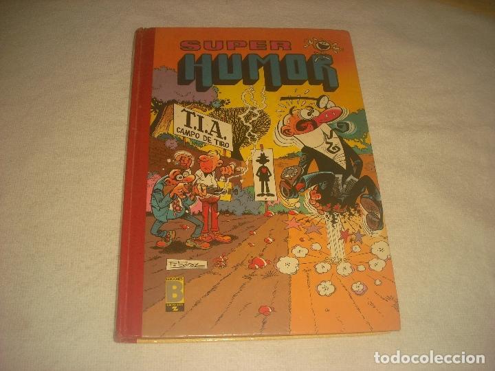 SUPER HUMOR , VOLUMEN 51 (Tebeos y Comics - Ediciones B - Clásicos Españoles)