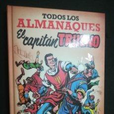 Comics : EL CAPITÁN TRUENO. TODOS LOS ALMANAQUES. EDICIÓN 60 ANIVERSARIO. EDICIONES B. Lote 217052102