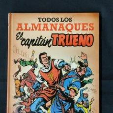 Comics: TODOS LOS ALMANAQUES - EL CAPITAN TRUENO - PRECINTADO - EDICIONES B -. Lote 217108133