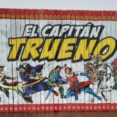 Cómics: EL CAPITAN TRUENO 60 ANIVERSARIO - COLECCION COMPLETA 60 TOMOS - SALVAT, EDICIONES B, 2017. Lote 217166312