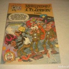 Comics: OLE ! MORTADELO Y FILEMON N. 79 EL RACISTA.. Lote 217193821