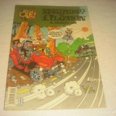 Comics: OLE ! MORTADELO Y FILEMON N. 21 EL COCHERITO LERE.. Lote 217194100