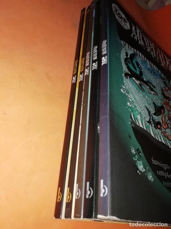 Cómics: MORTADELO. TOP COMIC. NUMEROS 7,18,24,26 Y 28. LA HISTORIA DEL DINERO, BANKUNION. - Foto 10 - 217194716