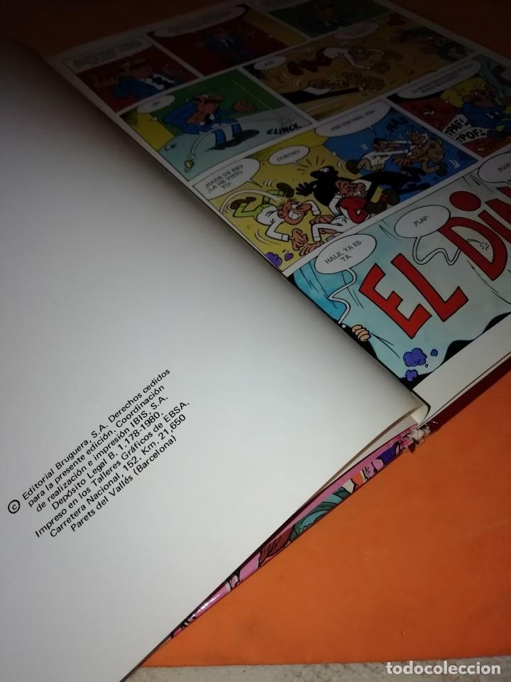 Cómics: MORTADELO. TOP COMIC. NUMEROS 7,18,24,26 Y 28. LA HISTORIA DEL DINERO, BANKUNION. - Foto 3 - 217194716