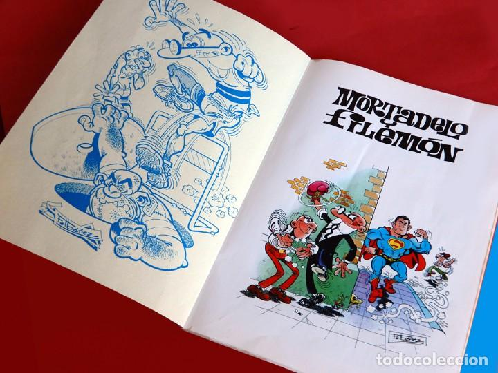 Cómics: OLÉ Nº 2 - MORTADELO Y FILEMÓN - EDICIONES B - GRUPO Z - 3ª EDICIÓN 1999, - F. IBÁÑEZ - ORIGINAL - - Foto 3 - 217223085