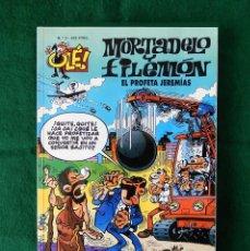 Cómics: OLÉ Nº 2 - MORTADELO Y FILEMÓN - EDICIONES B - GRUPO Z - 3ª EDICIÓN 1999, - F. IBÁÑEZ - ORIGINAL -. Lote 217223085