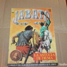 Cómics: JABATO Nº 10, EDICIÓN HISTÓRICA, EDICIONES B. Lote 217369530