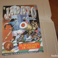Cómics: JABATO Nº 21, EDICIÓN HISTÓRICA, EDICIONES B. Lote 217369626