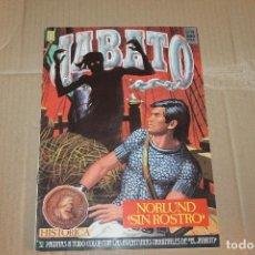 Cómics: JABATO Nº 27, EDICIÓN HISTÓRICA, EDICIONES B. Lote 217369651