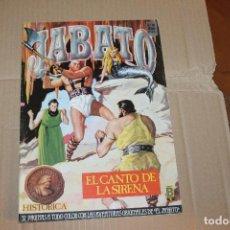 Cómics: JABATO Nº 36, EDICIÓN HISTÓRICA, EDICIONES B. Lote 217369702