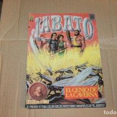 Cómics: JABATO Nº 42, EDICIÓN HISTÓRICA, EDICIONES B. Lote 217369726