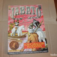 Cómics: JABATO Nº 52, EDICIÓN HISTÓRICA, EDICIONES B. Lote 217369782
