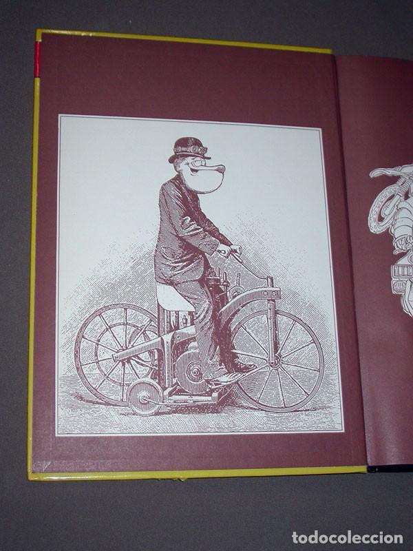 Cómics: LOS MOTORISTAS Nº 1. LOS MOTORRISAS. CHARLES DEGOTTE. DRAGÓN COMICS, EDICIONES B, 1990 - Foto 2 - 217369812