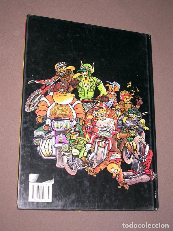 Cómics: LOS MOTORISTAS Nº 1. LOS MOTORRISAS. CHARLES DEGOTTE. DRAGÓN COMICS, EDICIONES B, 1990 - Foto 5 - 217369812