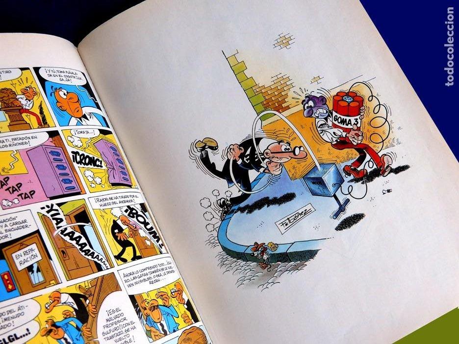 Cómics: OLÉ Nº 2 - MORTADELO Y FILEMÓN - EDICIONES B - GRUPO Z - 3ª EDICIÓN 1999, - F. IBÁÑEZ - ORIGINAL - - Foto 6 - 217223085