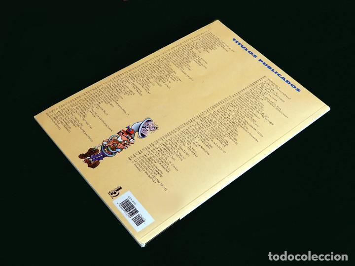 Cómics: OLÉ Nº 2 - MORTADELO Y FILEMÓN - EDICIONES B - GRUPO Z - 3ª EDICIÓN 1999, - F. IBÁÑEZ - ORIGINAL - - Foto 7 - 217223085