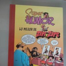 Cómics: SUPER HUMOR HISTORIA ZIPI ZAPE 14 PROLOGO IBÁÑEZ. Lote 217458557