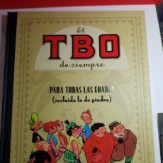 Cómics: TBO DE SIEMPRE PARA TODAS LAS EDADES. Lote 217514918