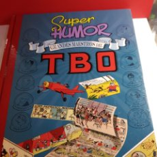 Cómics: SUPER HUMOR GRANDES MAESTROS TBO. Lote 217515617