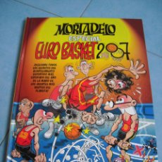 Cómics: MORTADELO ESPECIAL EURO BASKET 2007. Lote 217623243