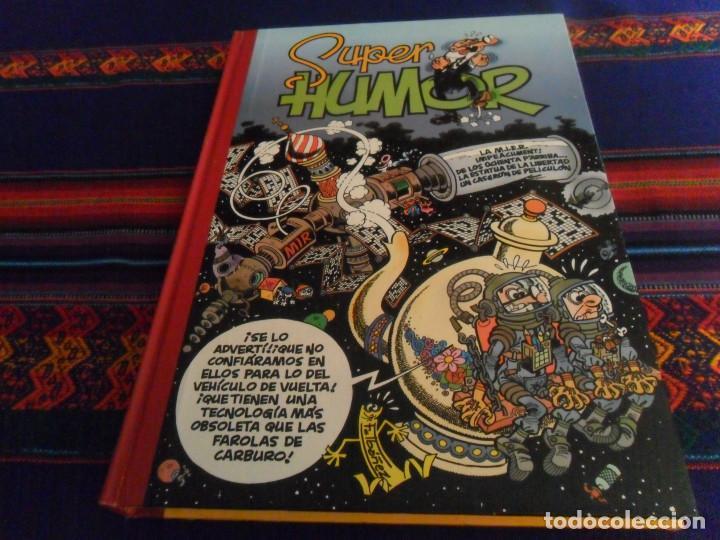 GRAN TAMAÑO SUPER HUMOR MORTADELO Nº 32 1ª EDICIÓN 1999. EDICIONES B. BUEN ESTADO. (Tebeos y Comics - Ediciones B - Humor)