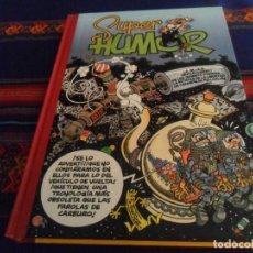 Cómics: GRAN TAMAÑO SUPER HUMOR MORTADELO Nº 32 1ª EDICIÓN 1999. EDICIONES B. BUEN ESTADO.. Lote 217721678