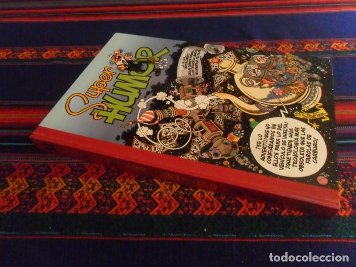 Cómics: GRAN TAMAÑO SUPER HUMOR MORTADELO Nº 32 1ª EDICIÓN 1999. EDICIONES B. BUEN ESTADO. - Foto 2 - 217721678