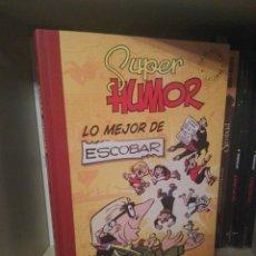 Cómics: SUPER HUMOR LO MEJOR DE ESCOBAR EDICIONES B. Lote 217975143