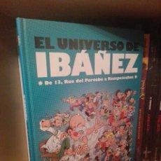 Cómics: EL UNIVERSO DE IBAÑEZ EDICIONES B. Lote 217975273