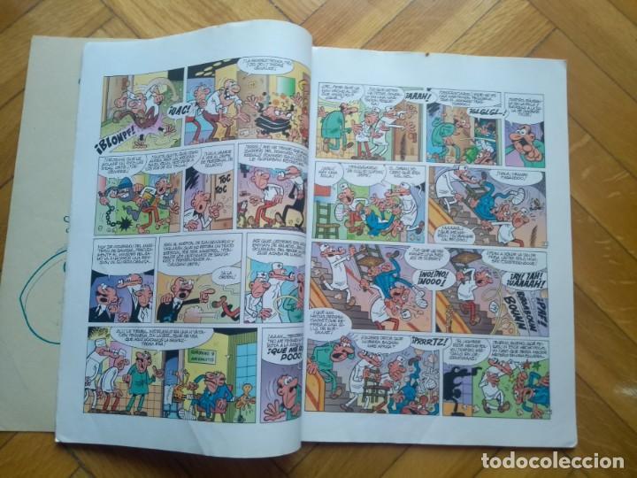Cómics: Colección Olé Mortadelo y Filemón nº 8: La Gometroika - 3ª Edición 2000 - Foto 3 - 217975296