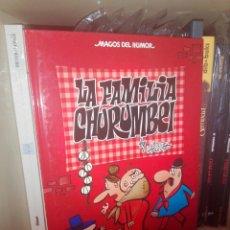 Cómics: LA FAMILIA CHURUMBEL MAGOS DEL HUMOR EDICIONES B. Lote 217975432