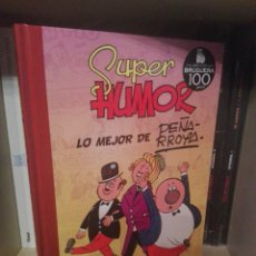 Cómics: SUPER HUMOR LO MEJOR DE PEÑARROYA EDICIONES B. Lote 217976442