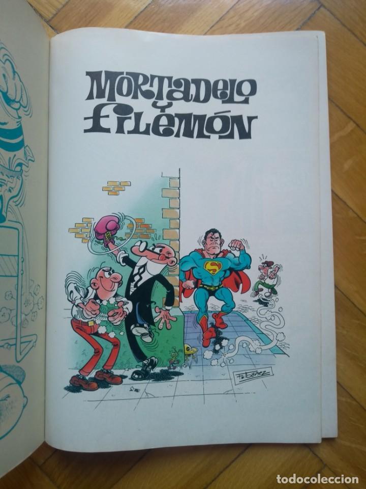 Cómics: Colección Olé Mortadelo y Filemón nº 50: Maastrich ... Jesús - 3ª Edición 1999 - Foto 2 - 217978261