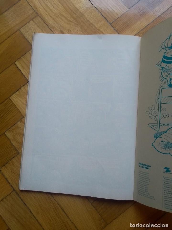Cómics: Colección Olé Mortadelo y Filemón nº 50: Maastrich ... Jesús - 3ª Edición 1999 - Foto 4 - 217978261
