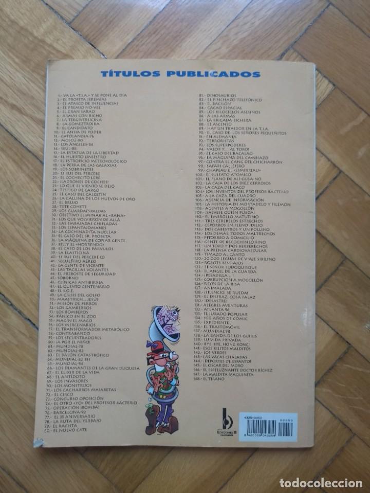 Cómics: Colección Olé Mortadelo y Filemón nº 50: Maastrich ... Jesús - 3ª Edición 1999 - Foto 5 - 217978261