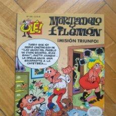 Cómics: COLECCIÓN OLÉ MORTADELO Y FILEMÓN Nº 164: ¡MISIÓN TRIUNFO!. Lote 217979501