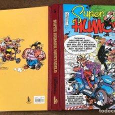 Cómics: SUPER HUMOR MORTADELO. Nº 6. EDICIONES B, 2001. 4ª EDICION. Lote 217979611