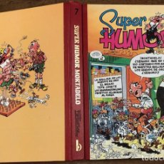 Cómics: SUPER HUMOR MORTADELO. Nº 7. EDICIONES B, 2001. 4ª EDICION. Lote 217979850