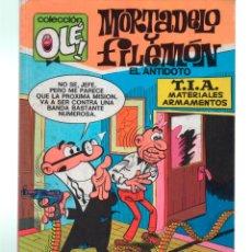 Cómics: COLECCION OLE Nº 251 . M 251 MORTADELO Y FILEMON EDICIONES B. Lote 218011657