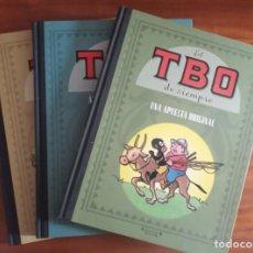 Cómics: EL TBO DE SIEMPRE - TOMOS 1, 2 Y 4. Lote 218025706