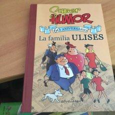 Cómics: SUPER HUMOR Nº 1 60 ANIVERSARIO LA FAMILIA ULISES (EDICIONES B) (COIB138). Lote 218051292