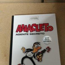 Cómics: TOMO CLASICOS DEL HUMOR ANACLETO AGENTE SECRETO DE VAZQUEZ - RBA.. Lote 218137337