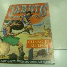 Cómics: Nº 20 DE JABATO-EDICIÓN HISTÓRICA. Lote 218137855