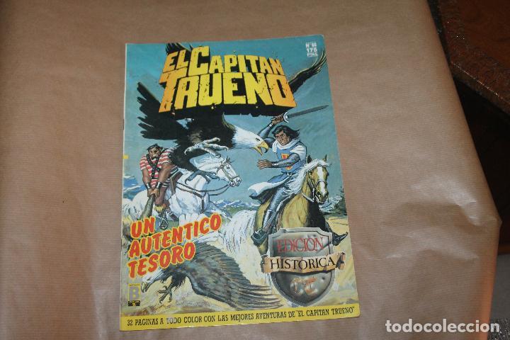 EL CAPITÁN TRUENO Nº 66, EDICIÓN HISTÓRICA, EDICIONES B (Tebeos y Comics - Ediciones B - Clásicos Españoles)