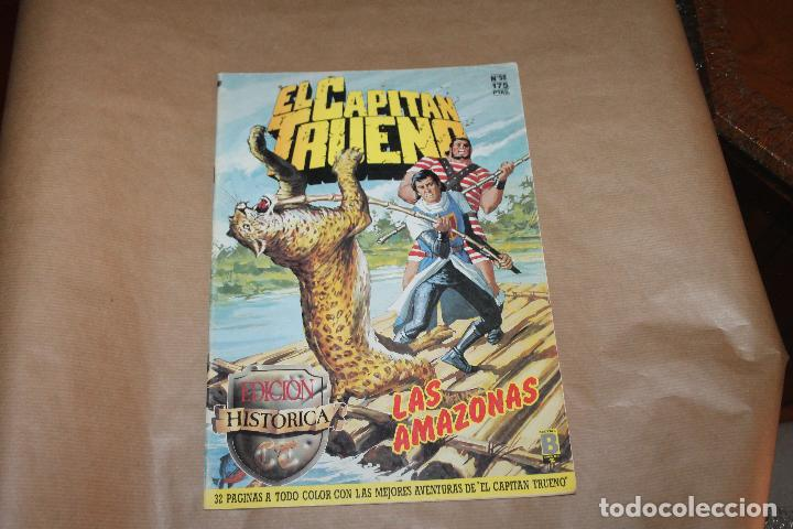 EL CAPITÁN TRUENO Nº 50, EDICIÓN HISTÓRICA, EDICIONES B (Tebeos y Comics - Ediciones B - Clásicos Españoles)