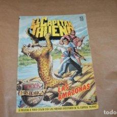 Cómics: EL CAPITÁN TRUENO Nº 50, EDICIÓN HISTÓRICA, EDICIONES B. Lote 218170060